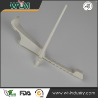 custom injection molded plastic parts manufacturers in China