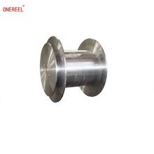 solid metal cable reel for wire and cable