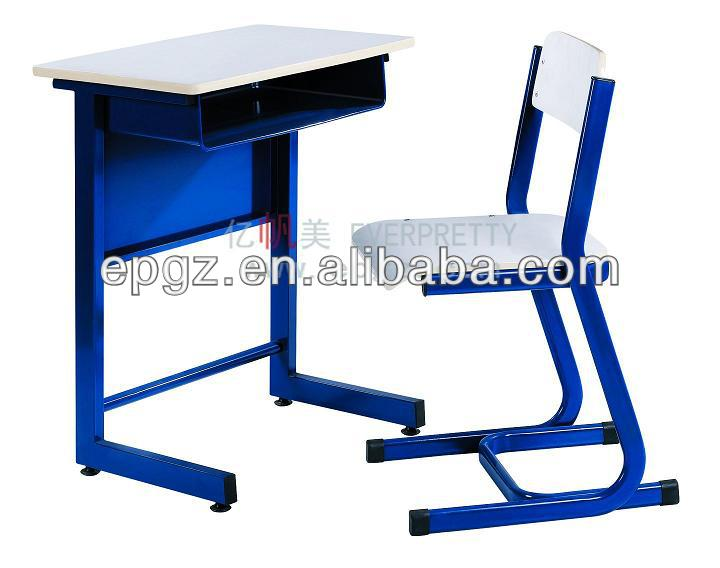 Hot Selling Primary School Furniture Sets Students Desk and Chair