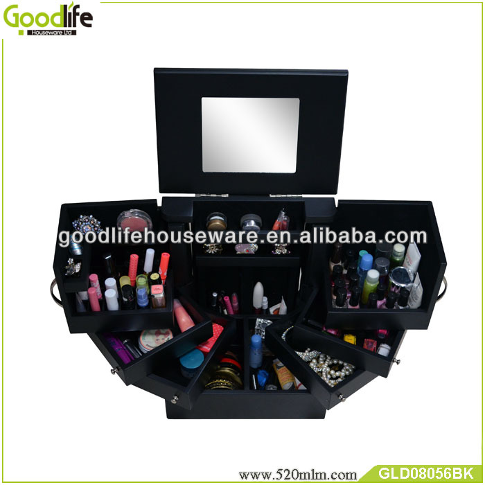 vintage furniture ladies make up box from guangzhou factory