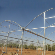 Agriculture used poly tunnel\plastic film greenhouse for sale