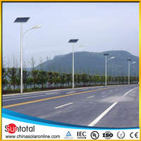 High way, Government project Europe Standard All-in-one Solar Street Light