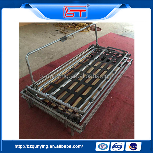 Manufactured in china high quality High elasticity sofa bed Parts, sofa bed frame