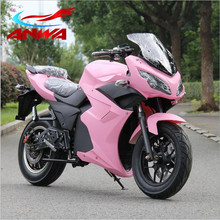 2017 new super power 14kw wheel hub motor 96V 160KPH fast adult electric motorcycle for sale