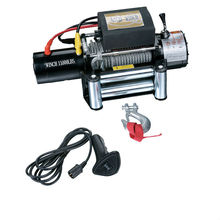 12V Electric Winch 5 ton