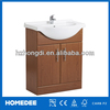solid wood single sink high end general bathroom products