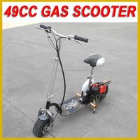 49cc Cheap folding gas scooter hot sale