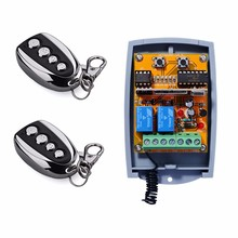 Rolling code Universal radio remote control rc transmitter receiver