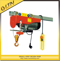 High Quality CE TUV Approved Stahl Hoist/Electric Wire Rope Hoist/Wire rope pulling hoist