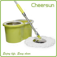 360 plastic magic spin floor mop for house cleaning A5 mop frame