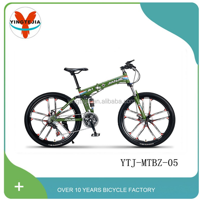 "26""*1.95New Hot MTB21/27SPEEDS MTB 10UNI-WHEEL OEM offered YTJ-MTBZ-05"