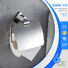 Factory wholesale decoration toilet wall paper towel holders dispenser