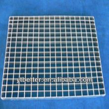 swimming pool double spine gratings