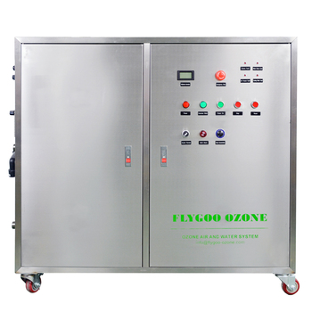 Oxygen Ozone Generator Purifier Water Treatment System