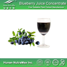 Blueberry Juice Concentrate, Natural Blueberry Juice Concentrate, Blueberry Juice Concentrate Brix 65