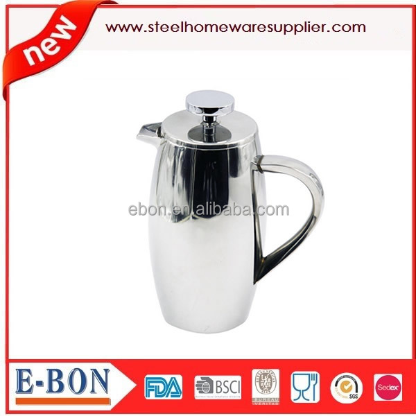 Stainless Steel Tea Pot Coffee Percolator Coffee Pot EB-T47