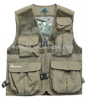 Manufactory Milty Fishing Touring Photo Travel Vest