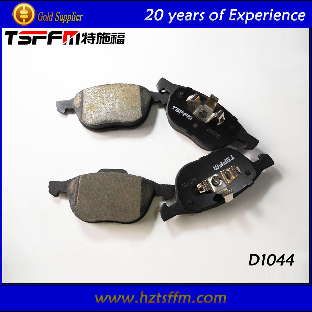 Japanese car top quality replacement brake parts ceramic disc brake pad