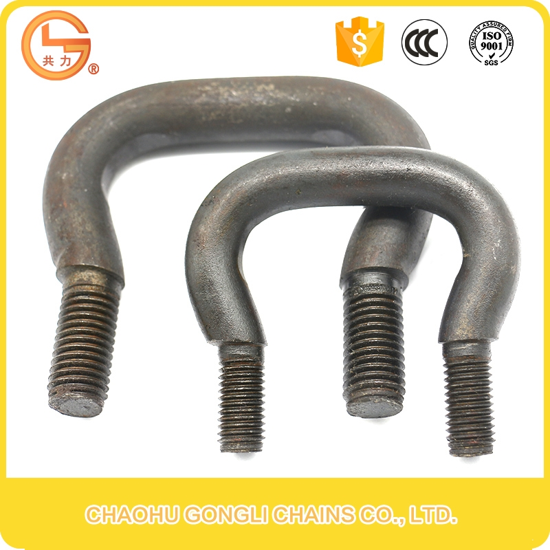 High Quality Used on Bucket Elevator Stainless Steel U Bolts