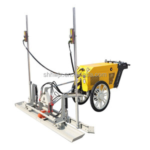 construction equipment laser concrete screed machine for sale