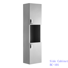 Good Quality Stainless Steel Small Bathroom furniture cabinet
