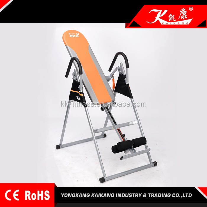 2015 fitness Inversion table for exercise