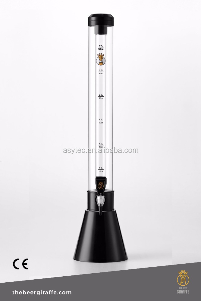 Beer Dispenser/Promotional for Bars and Breweries Beer Tower/Drink Dispensers