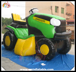 Attractive Advertising pvc giant inflatable motorcycle model for sale