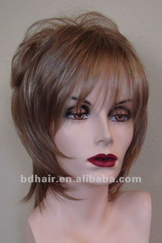 short wig new design fashion wig for woman lace wig