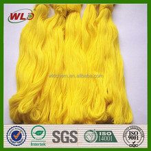 Yellow GCN Vat Yellow 2 Dyestuff Chemicals Used For Textile Industry