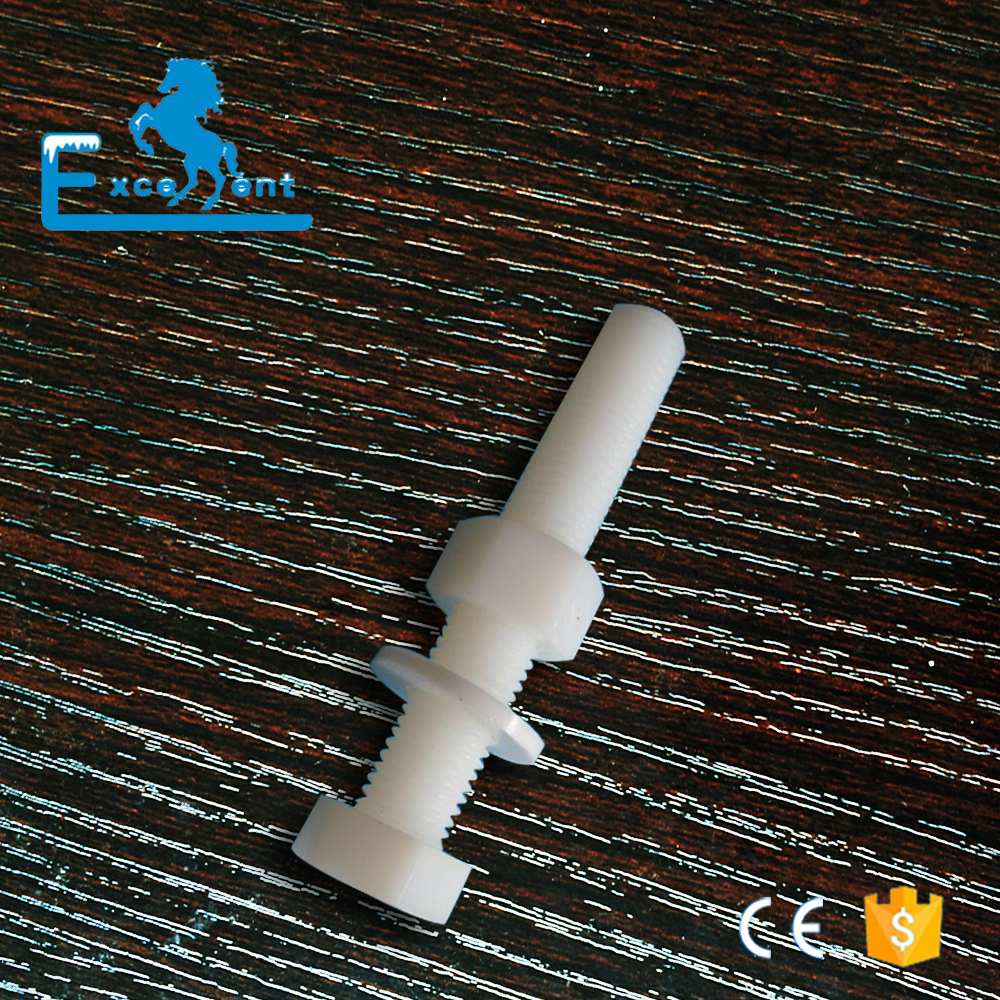 Professional plastic nylon expansion hollow hex bolt OEM