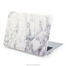 white marble case for macbook, for macbook marble cover case, customize case for Macbook