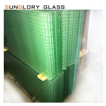 Process Glass Supplier Largest Size Laminated Safety Glass With Good Processing