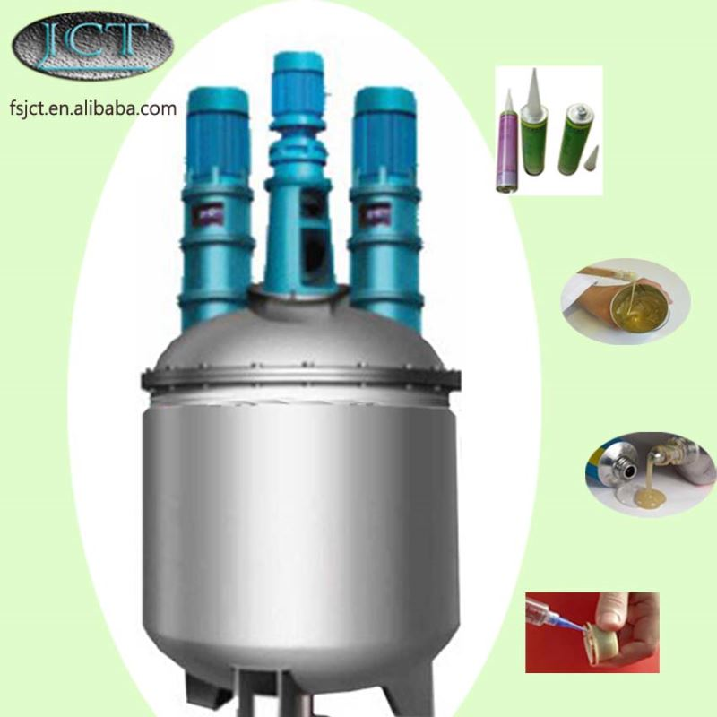 China Factory A Continuous Stirred Tank Chemical Reactor Working Uses