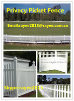 Eco Friendly Recycled PVC/Vinyl/Plastic Fence Used For Horse Factory/blanco cerca de vinilo,de carbone fatbike