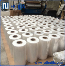 Hand/machine grade PE stretch film/wrap film jumbo roll
