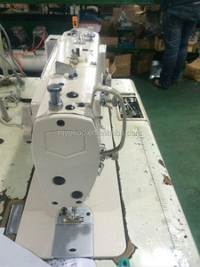 Automatic Industrial coverstitch Sewing Machine for Cloth ,Label, Shirt,Bag