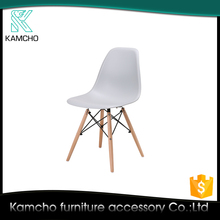famous designer dining room plastic folding chair