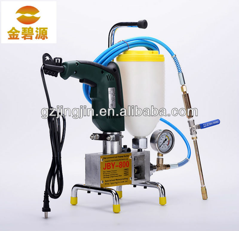 High Pressure Injection Pump Small Volume Spray