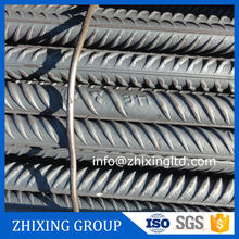 ASTM A615 GR40/ GR60 12mm 11.5/10.8/10.5M reinforcing steel bar price