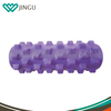 EVA cover ABS core hollow Wolf Tooth Shape yoga foam roller in different colors
