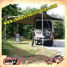 off road awning tent /car side foxwing awning /folding car tent
