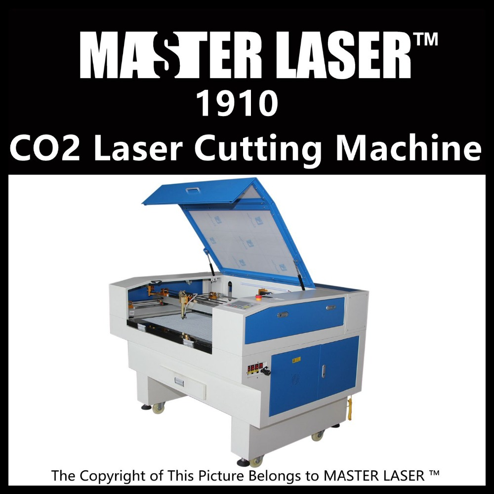 Small Laser Cutting Machine with Control Software for Bamboo