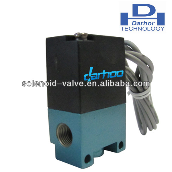 DHTM series 3 way high frequency solenoid valve