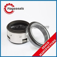 HG JC 502 silicone carbide sic viton stainless steel pump seal o ring rubber pump mechanical seal