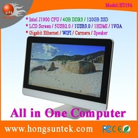 "All in One computer LCD Screen 18.5""/ 21.5""/ 23.6""/ 27""/ 31.5"" (optional) AIO PC"