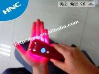 dropshipping 2015 Newest Europe Design portable LED energy massage laser comb