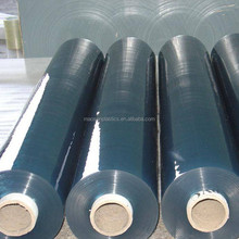 Flexible Blue Transparent Clear PVC Sheet in rolls 0.05mm-3mm thick