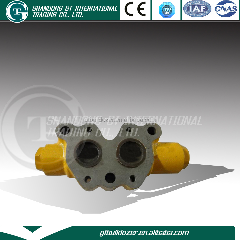 Shantui SD16 SD32 / D85A-18 bulldozer parts relief valve 195-13-16100