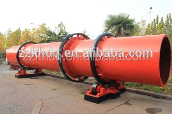 CE certificate high capacity rotary drum dryer /dryer machine for drying slag, clay, limestone, coal,and sawdust, sand
